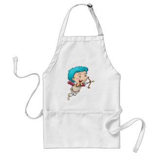 Mr. cupid standard apron