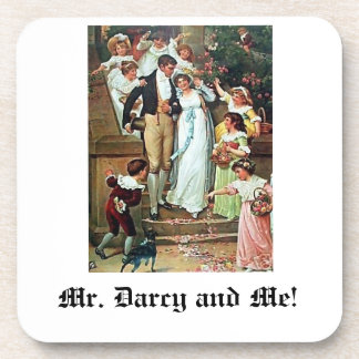 Mr. Darcy and Me! Coasters