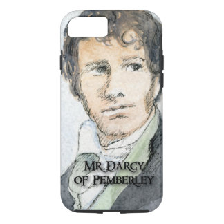 Mr Darcy of Pemberley iPhone 7 Case