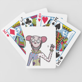Mr. Dingles Bicycle Playing Cards