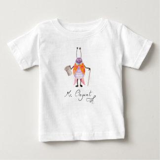 """Mr. Elegant"" Baby Fine Jersey T shirt"