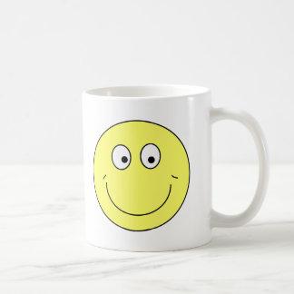 Mr Emoticon Coffee Mug