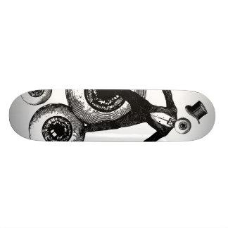 Mr. Eyeinthesky 19.7 Cm Skateboard Deck