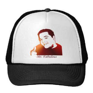 Mr. Fabulous Mesh Hats