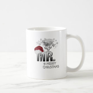 MR.First Christmas Coffee Mug