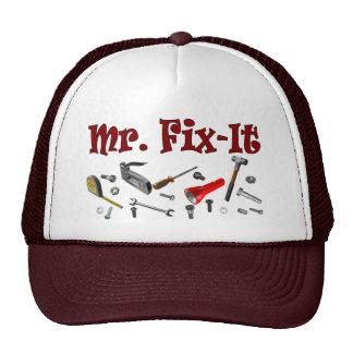 mr. fix-it hats
