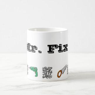 Mr. Fix It Coffee Mug