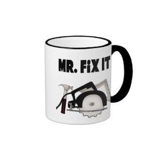 Mr Fix It Ringer Mug