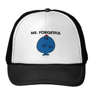 Mr. Forgetful | What Was I Doing Cap