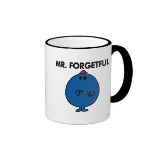 Mr. Forgetful | What Was I Doing Ringer Mug