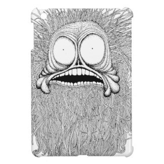 Mr. Freaky is a bizzare illustration. iPad Mini Covers