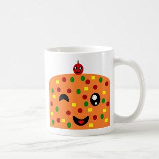 Mr. Fruitcake the Fruitcake mug