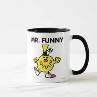 Mr. Funny | Funny Face Mug