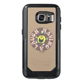 Mr. Funny Having A Laugh OtterBox Samsung Galaxy S7 Case