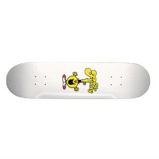 Mr Funny Logo 1 Skate Boards