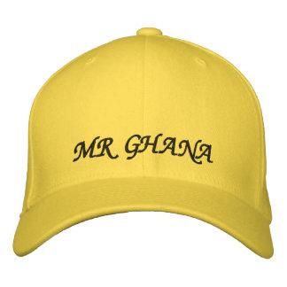 MR GHANA EMBROIDERED CAP