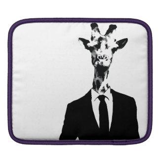 Mr Giraffe iPad Case iPad Sleeves
