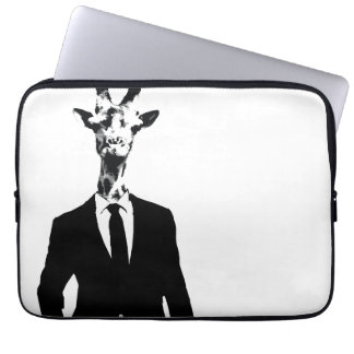 Mr Giraffe Laptop Cover Laptop Computer Sleeves
