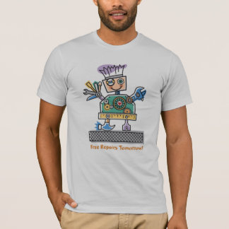 Mr. Goodwrench T-Shirt, Color T-Shirt