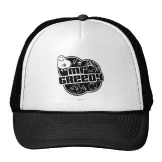 Mr Greedy Block Trucker Hats