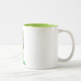 Mr. Green Paint Town Tales Paintbrush mug