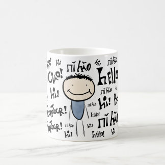Mr Greeting's Mug
