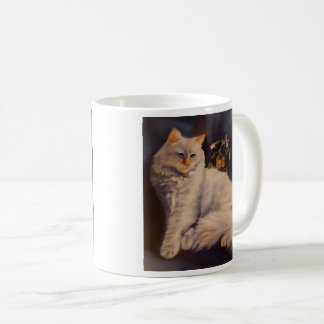 Mr Gregory the cat Coffee Mug