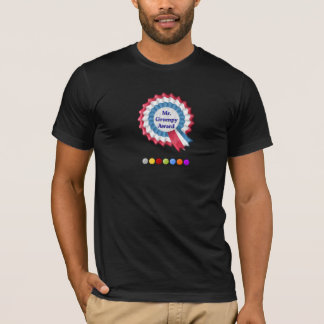 Mr. Grumpy Award T-Shirt