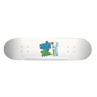 Mr. Grumpy   Bah Humbug Skateboard Deck