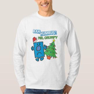 Mr. Grumpy   Bah Humbug Tshirt