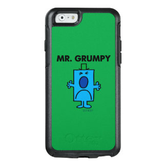 Mr. Grumpy | Frowning Face OtterBox iPhone 6/6s Case