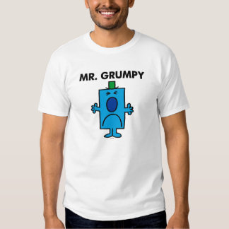 Mr. Grumpy | Frowning Face T-Shirt