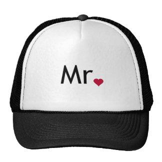 Mr - half of Mr and Mrs set Cap