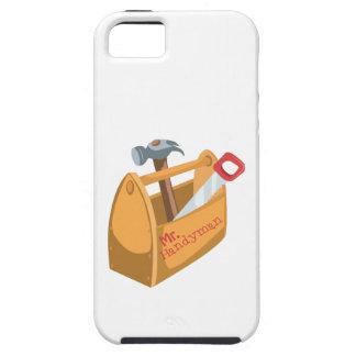 Mr. Handyman iPhone 5 Cases