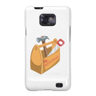 Mr. Handyman Samsung Galaxy SII Cases