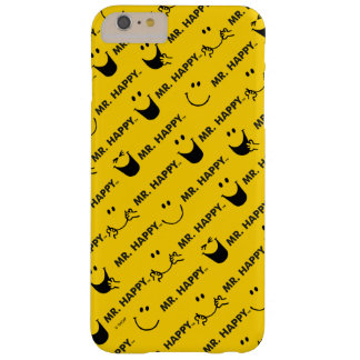 Mr Happy | All Smiles Pattern Barely There iPhone 6 Plus Case