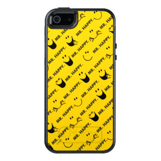 Mr Happy | All Smiles Pattern OtterBox iPhone 5/5s/SE Case