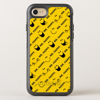Mr Happy | All Smiles Pattern OtterBox Symmetry iPhone 8/7 Case