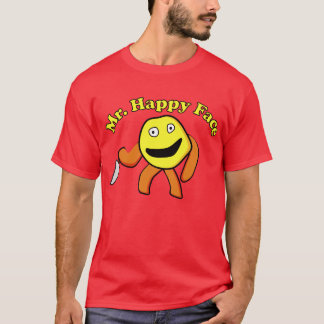 Mr. Happy Face T-Shirt