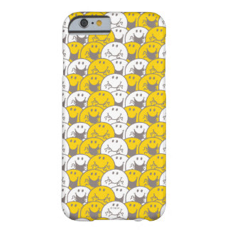 Mr Happy | Flashing Smiles Pattern Barely There iPhone 6 Case