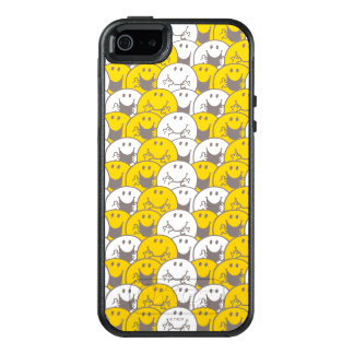 Mr Happy | Flashing Smiles Pattern OtterBox iPhone 5/5s/SE Case