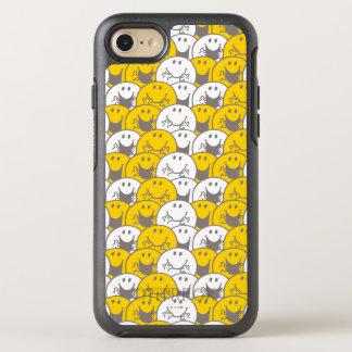 Mr Happy | Flashing Smiles Pattern OtterBox Symmetry iPhone 8/7 Case