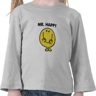 Mr. Happy | Giant Smiley Face Tee Shirts