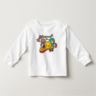 Mr. Happy | Happiness Is… Toddler T-Shirt