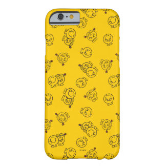 Mr Happy & Little Miss Sunshine | Yellow Pattern Barely There iPhone 6 Case