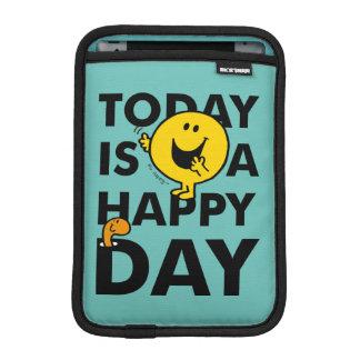 Mr. Happy | Today is a Happy Day iPad Mini Sleeve
