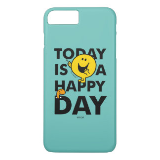 Mr. Happy | Today is a Happy Day iPhone 8 Plus/7 Plus Case