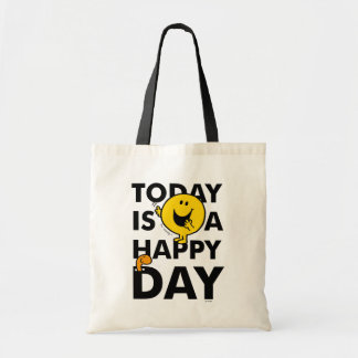 Mr. Happy | Today is a Happy Day Tote Bag