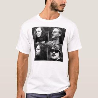 Mr. Happy White T-Shirt