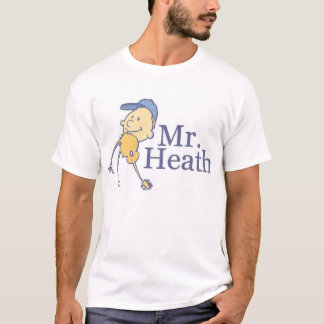 Mr. Heath Music T-Shirt